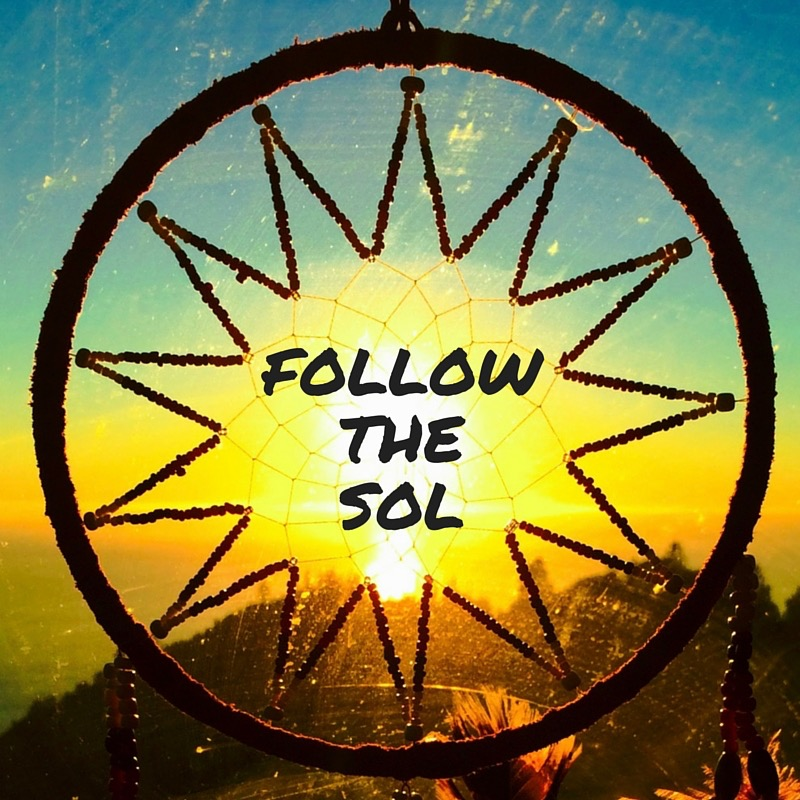 Follow The Sol Logo